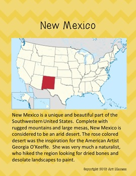 Art Road Trip to New Mexico with O'Keeffe