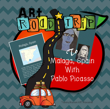 Art Road Trip to Spain with Picasso