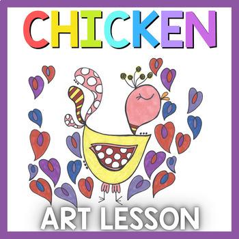 Art & Roll- Chicken