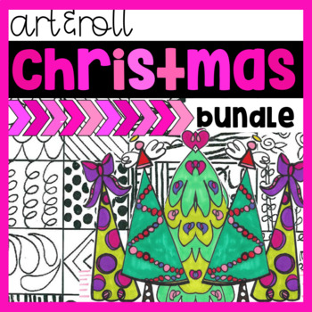 holiday art lesson