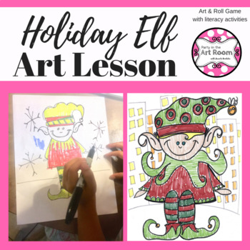 holiday art for kids