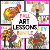 Art Lesson: All Holiday Bundle (Emergency Sub Plans)