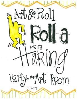 Art & Roll- Keith Haring
