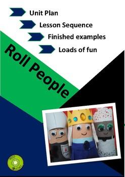 Art - Roll People - NE-Y2