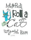 Art Lesson: Rocking Cat (Emergency Sub Plans)
