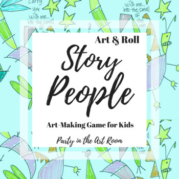 Art Lesson: Story People (Emergency Sub Plans)