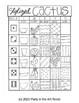 Art Lesson: Stylized Cactus Art Game   Art Sub Plans