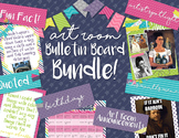 Art Room Bulletin Board BUNDLE!