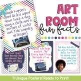 Art Room Fun Facts!