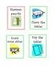 Art Printables: Art Room Labels