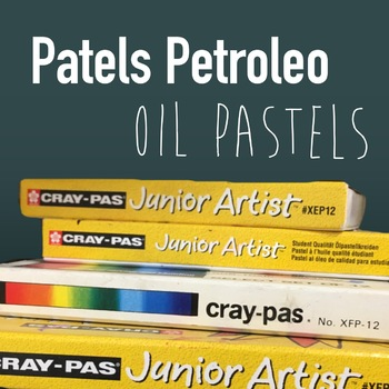 Art Room Labels Bundle in English and Spanish