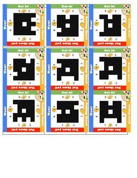 Art Room Plicker Cards