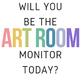 Art Room Printables