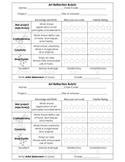 Art Rubric with STAR rating