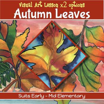 Art: Seasons - Autumn Leaves