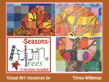 Art Seasons: Autumn Trees