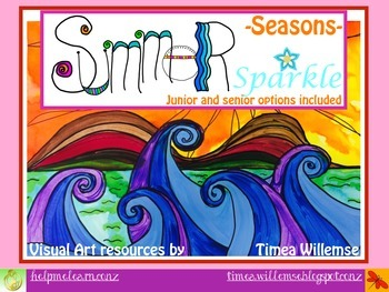 Art Seasons: Summer Sparkle