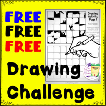 Drawing Lesson Freebie