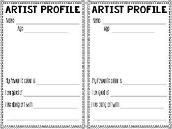 Art Show Display Templates