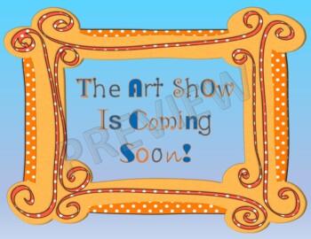 Art Show Resources