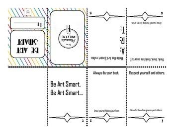 Art Smart Song Printable