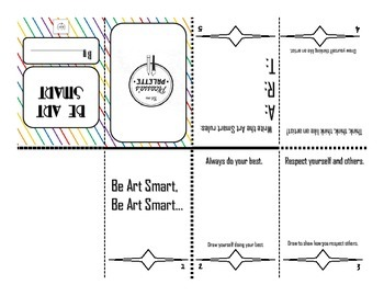Art Smart Song Printable