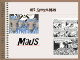 Art Speigelman's Maus Quick Intro Power Point