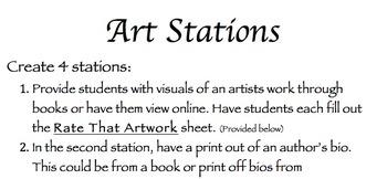 Art Stations