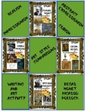 Writing and Art Activity:  A Reflective Comparison about Art Styles