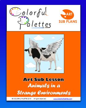 Art Sub Lesson