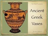Elementary Art Lesson - Ancient Greek Vases