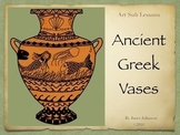 Elementary Art Lesson - Ancient Greek Vases