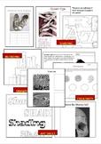 Art Sub Plans Lessons