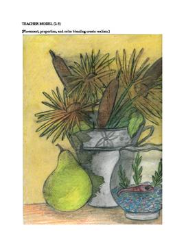 Art Subject Matter (Portrait, Self-Portrait, Still Life, Landscape)
