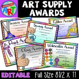 Art Supply Awards