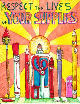 Art Supply Bonus
