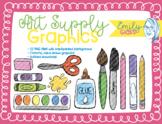 Art Supply Clipart