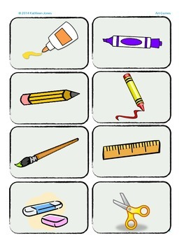 Art Supply Match