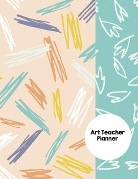 Art Teacher Planner K-12 - Palm Springs – UPDATED 2017-2018