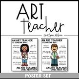 Art Teacher Poster [Someone Who]