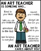 Art Teacher Poster [Someone Who]