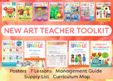 Art Teacher Toolkit