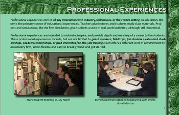 Art & Technology Education- Professional Experiences