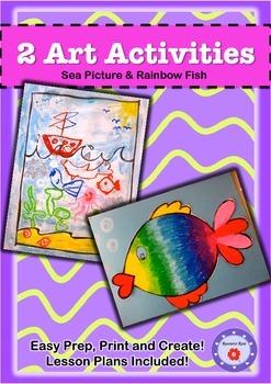 Art Activities-  Sea  & Fish