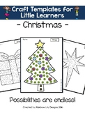 Craft Templates for Little Learners_Christmas