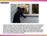 Art Theft - Criminal Law - Art Recovery - Forensic - Art Expert - 80 Slides