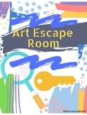 Art-Themed Escape Room