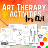 Art Therapy Activities for ELA