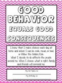 "Art Therapy Counseling Lesson Plan: Behavior/""Controling My Own Behavior"""