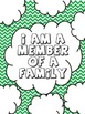 "Art Therapy Counseling Lesson Plan: Family/""I Am a Member"